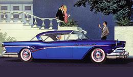 Classic Buick car