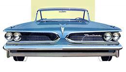 Classic Pontiac car