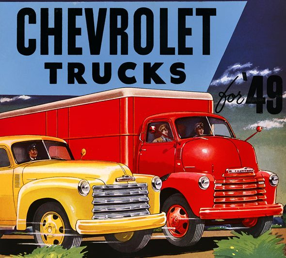 1949 Chevrolet Trucks